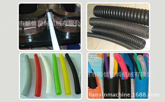 塑料气管挤出机设备生产线厂家