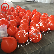塑料浮球——海上浮体 一次成型直径400浮球