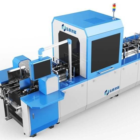 HQ-JP500高速单张品检设备