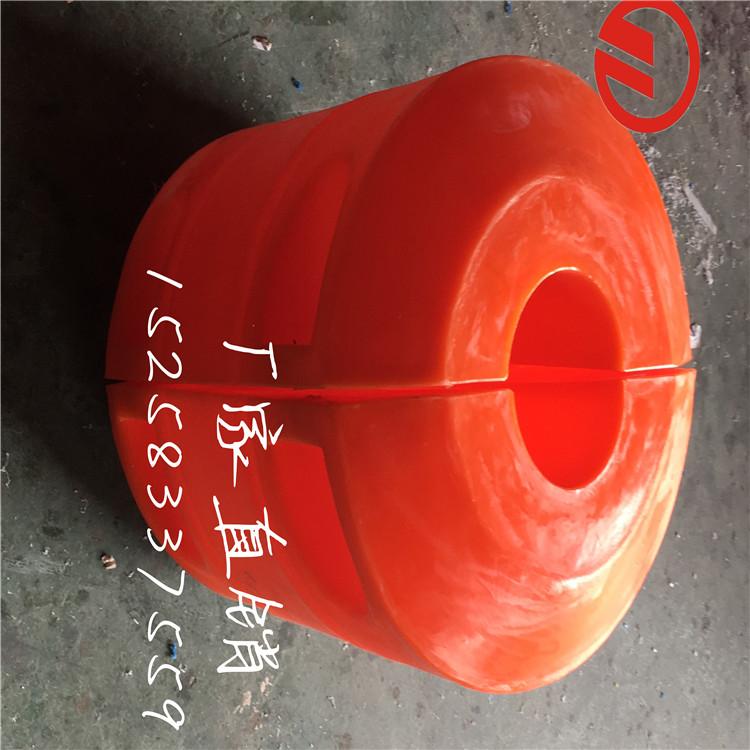 杭州湾直径400mm拦污浮筒 洞头县长50公分水库警示浮筒
