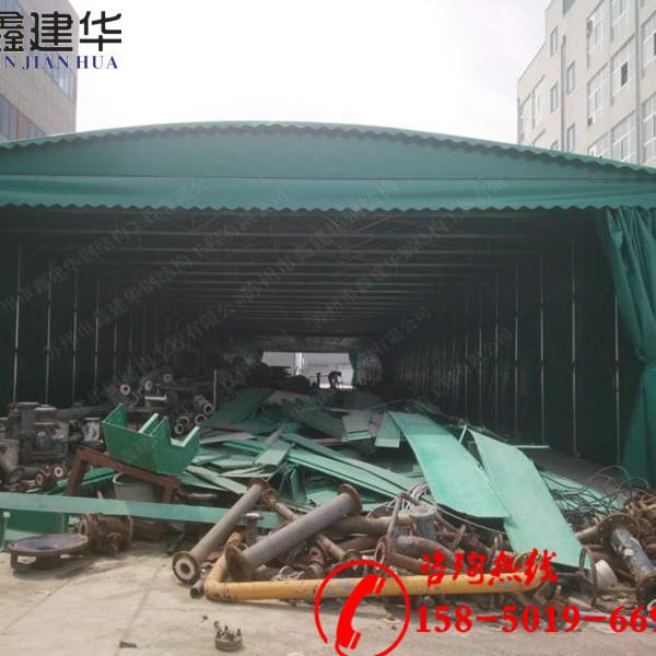 桐乡市厂家定做推拉雨棚 销售活动雨棚 大型仓库帐篷 伸缩雨蓬价格