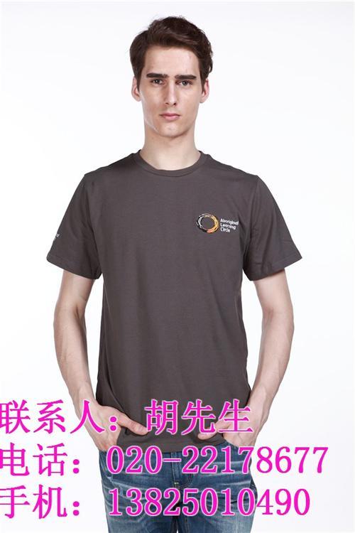 t恤定制翻领、t恤定制、广东草根服装