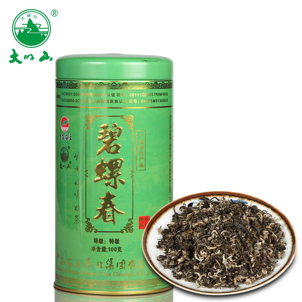 广西农垦茶庄     特级绿茶100g