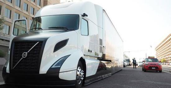 沃尔沃计划共享电池技术来控制电动卡车开发成本与特斯拉竞争