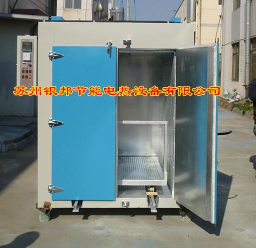 电加热变压器烘箱 变压器绝缘漆固化烘箱 轨道台车式变压器专用烘箱