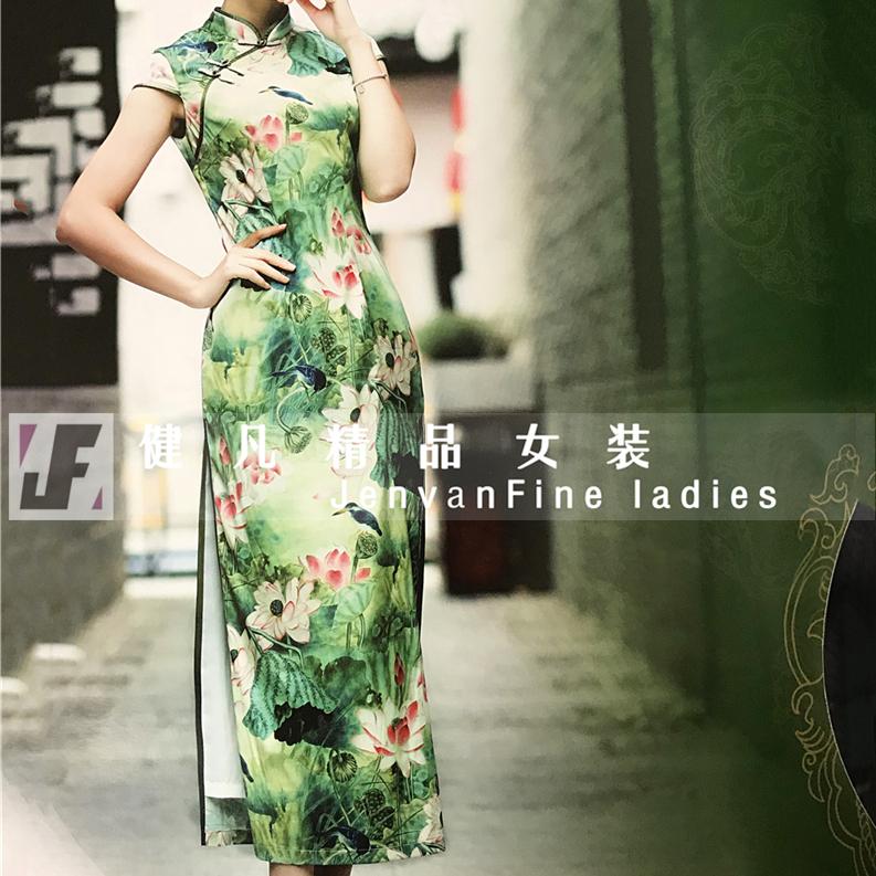 品牌折扣女装|奢华连衣裙|高端库存女装|工厂尾单一手货源