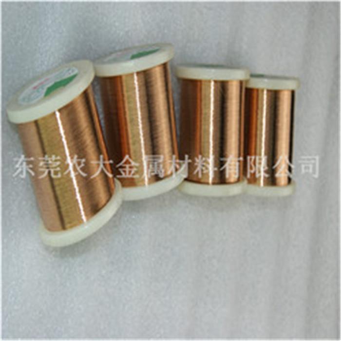 厂家直销 弹簧磷铜线 锡青铜线 价格实惠