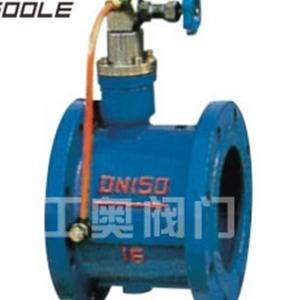 HH49X型消声缓闭止回阀水力控制防护