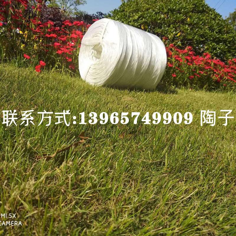 打捆绳小方捆机专用绳玉米秸秆打包绳牧草捆草绳