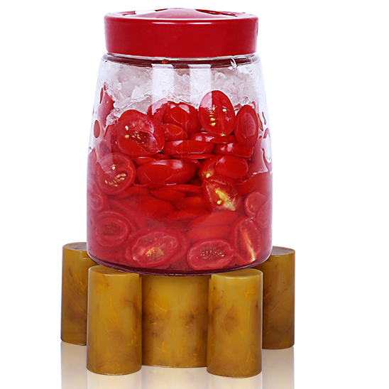 无铅高硼硅酵素密封器供应商加厚玻璃泡酒瓶酵素桶