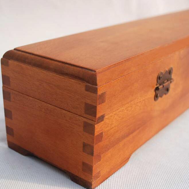 供应 香樟木木质字画盒