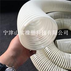 宁津山实橡塑  重型工业物料输送专用塑筋增强软管