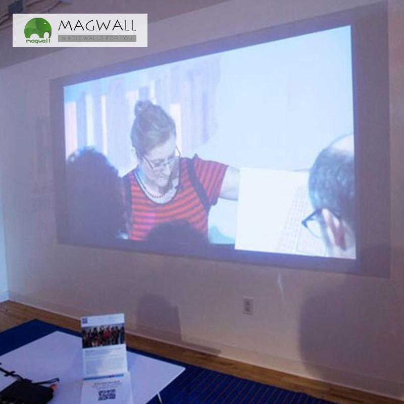 磁善家Magwall订购优质可投影北京磁性会议板