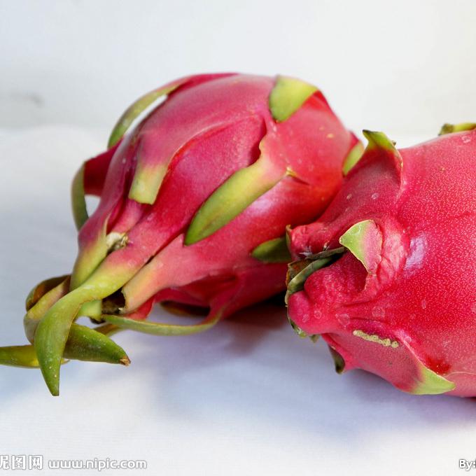 供应 越南红心火龙果 新鲜火龙果 红心进口火龙果 12-15个