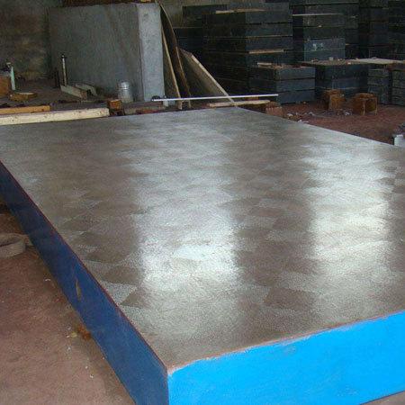安装铸铁平台的正确施工方法和正确维护使用方法