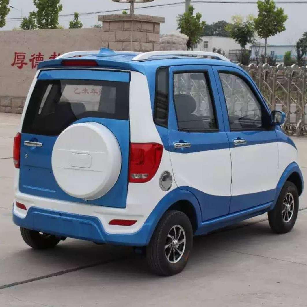 新乡帝隆手把式或盘式电动车之隆祥280款四轮电动汽车