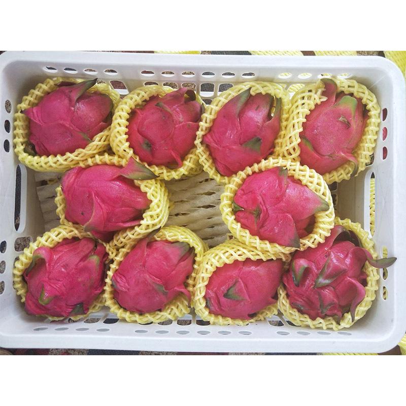 台湾甜红心红肉火龙果按箱发多地包邮新鲜热带水果批发