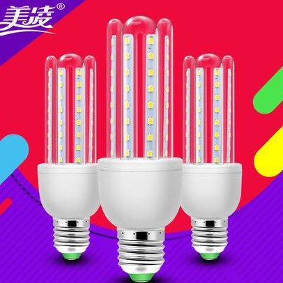 美凌LED玉米灯.节能灯.U型玉米灯厂家自营