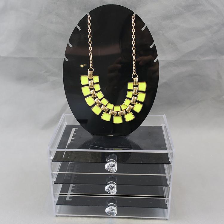 加工定制 有机玻璃耳环盒 厂家批量供应 东莞粤丰展示