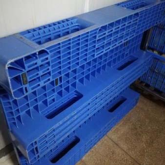 德州塑料托盘大白桶厂家 诸城塑料托盘零件盒