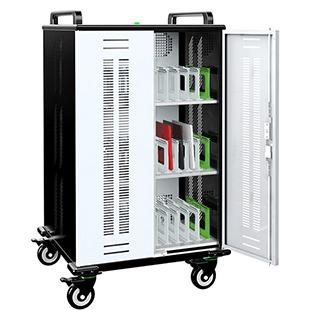 际庆科技笔记本电脑充电柜 笔记本电脑充电箱 移动电源充电柜 NB36(移动存管 充电(交流插座)