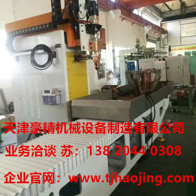水槽流水线自动中频点焊机|焊接专机制造厂家