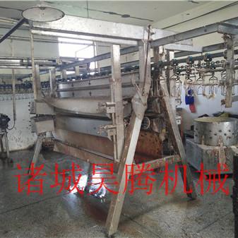 昊腾机械生产全自动杀鸡机器