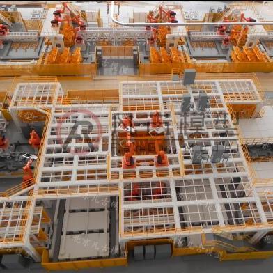北京工业模型 工业动态演示系统 模型制作厂家
