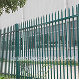 博盾和谐四号锌钢护栏