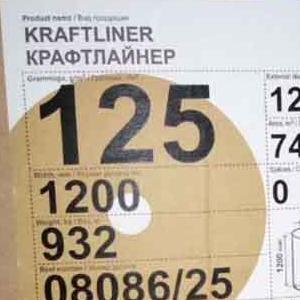 125克俄罗斯牛卡纸 服装手提袋牛皮纸 全木浆牛皮纸