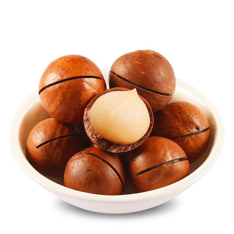 农垦夏威夷果 散装坚果 炒货批发 10斤 中等颗粒 整箱