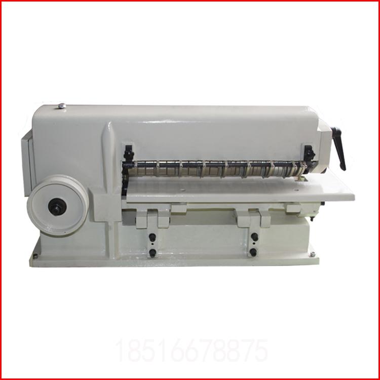 无纺布 布料分条机XMF20606 可用于皮革人造革纸材塑料板材等断布机