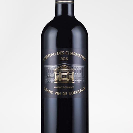 黑玛城堡干红葡萄酒