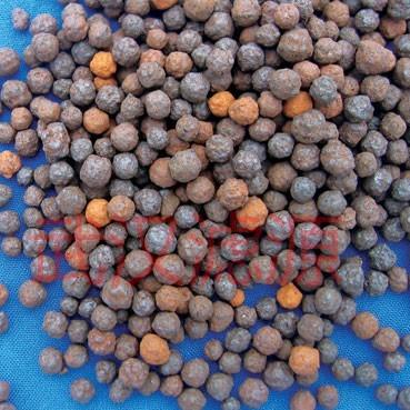 武汉滤源供应陶粒滤料  用于曝气生物滤池 BAF生物滤池