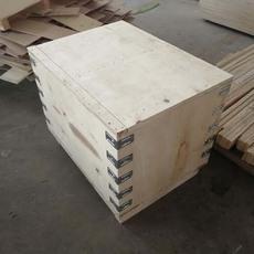 青岛厂家销售出口木箱免熏蒸专业定做设备仪器常用