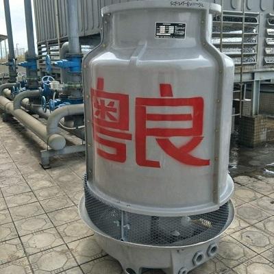 40吨冷却塔-空压机专用40t冷却塔-粤良40t冷却塔