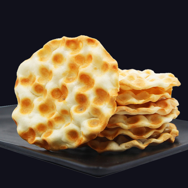 海玉石头饼包邮4斤整箱山西特产小吃饼干无糖手工石子馍早餐零食