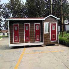 秦皇岛移动厕所——环保厕所——沧州献县移动厕所厂家