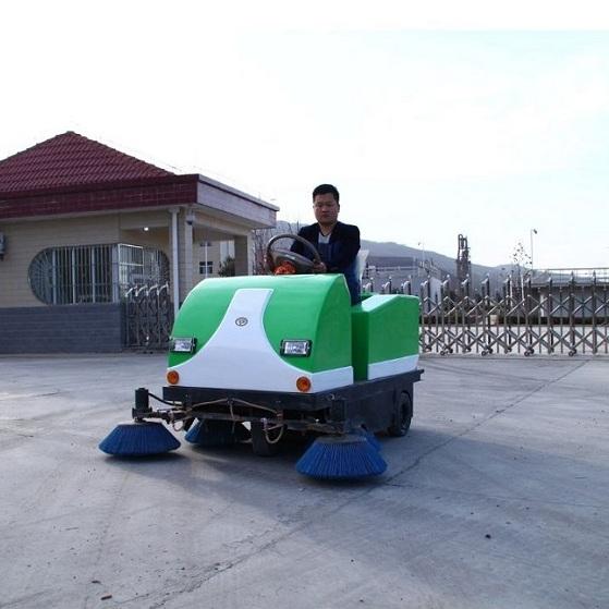 陕西普森环保智能电动清洁车