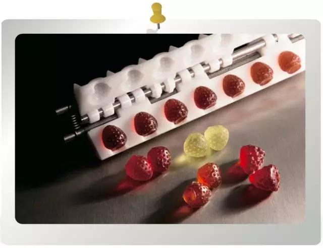 明胶软糖的革命