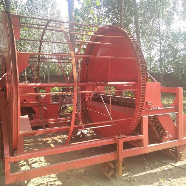 半夏元胡貝母收獲機 本機適用于球形類農作物