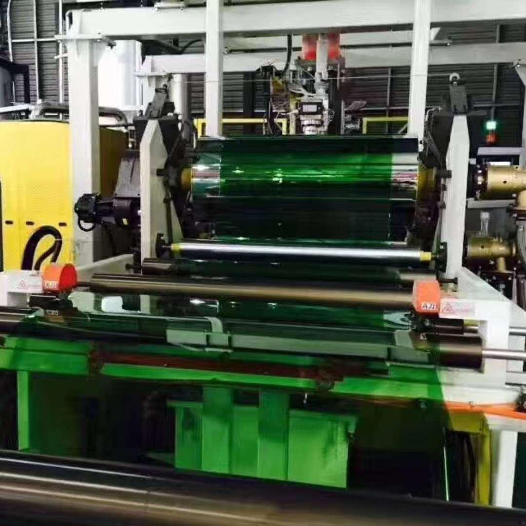 金纬机械薄膜拉伸生产线