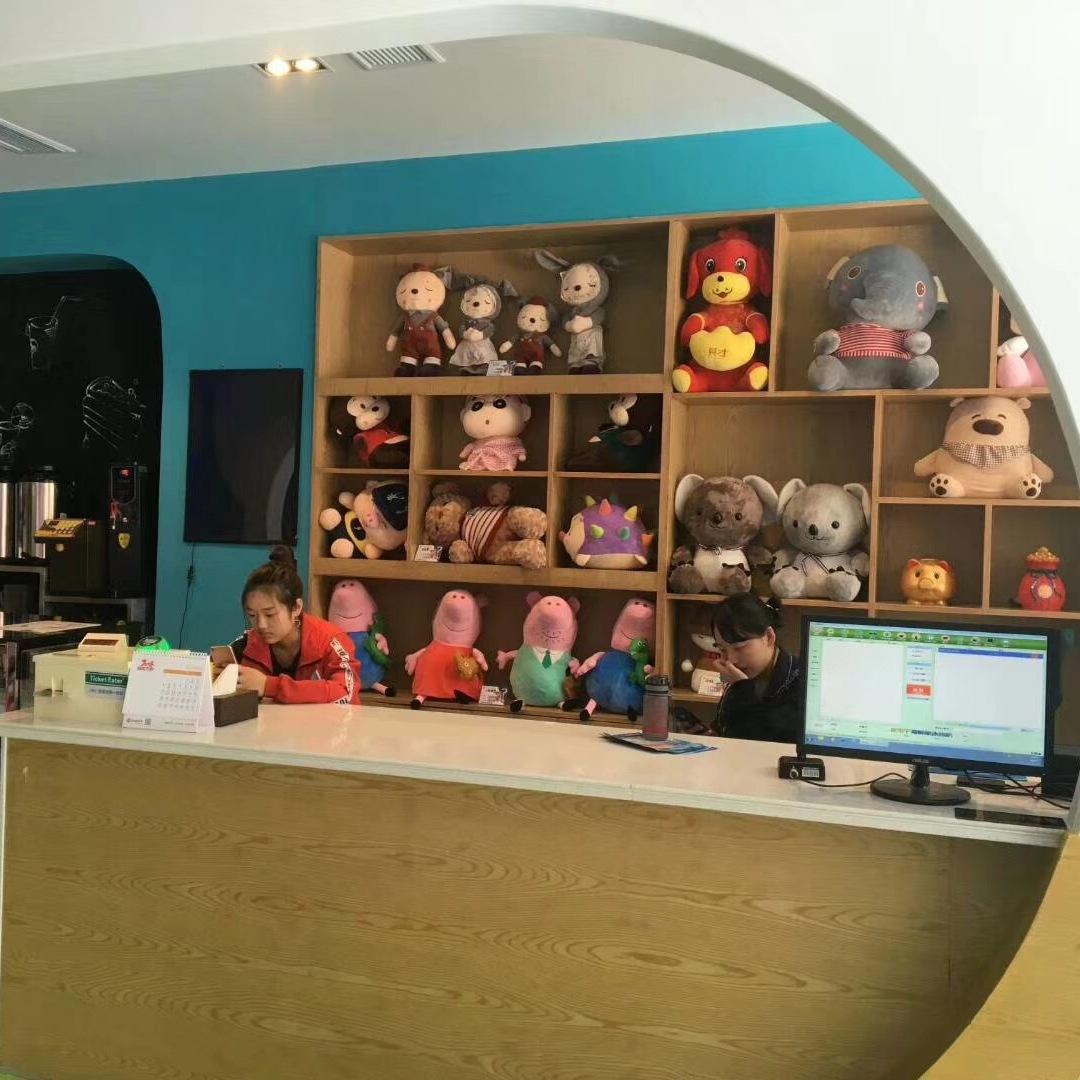供应深圳市大智汇儿童乐园收银系统线上自助购票系统微信会员卡管理收银系