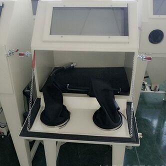 昆山小型喷砂机 箱式环保喷砂机厂家