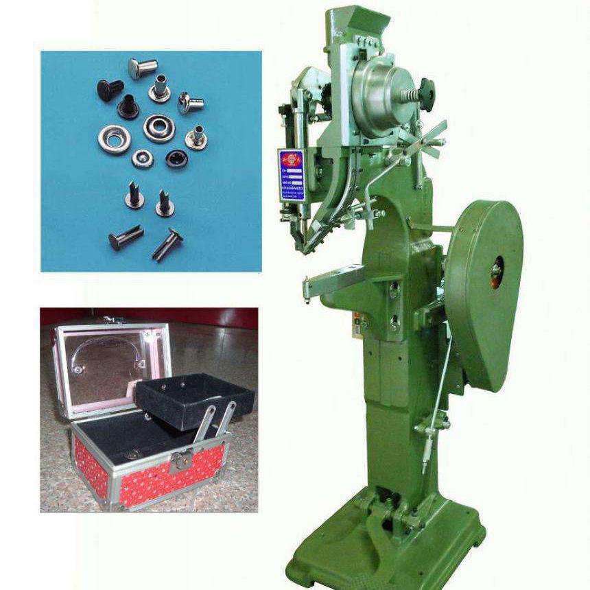 GTF 铆钉机 适用于铆接半圆头 半空心铆钉