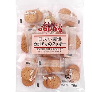 冬已日式小圆饼