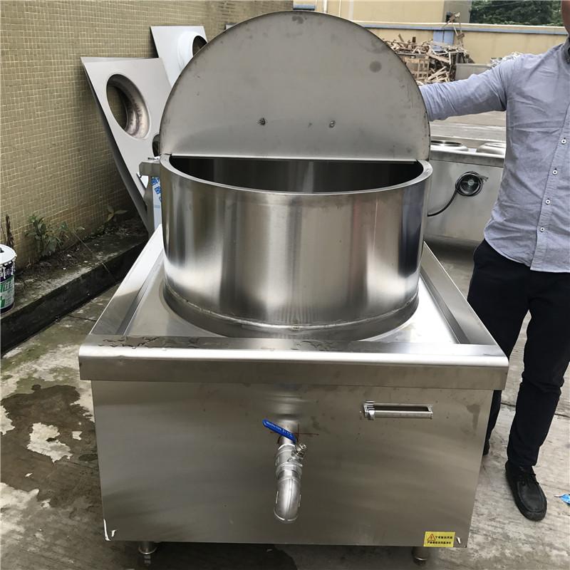 卤肉锅批发 带可提式过滤网 卤肉锅厂家 商用卤鸭脖锅