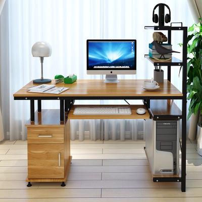 供应 简易电脑桌家用 简约职员办公桌儿童书桌写字桌 可定制台式桌批发