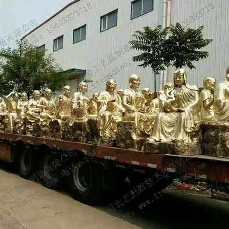 厂家定做-藏族佛像-铜佛像定做-志彪