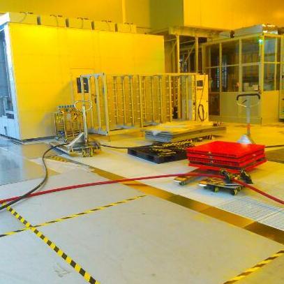 半导体设备搬运 无尘室设备搬运中的注意事